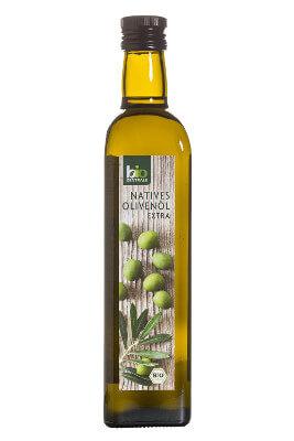 Haare nach olivenol