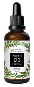 Natural Elements Vitamin-D3