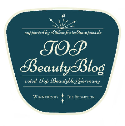 Top Beautyblog Logo
